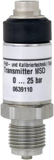 Greisinger MSD 4 BAE 603311 Edelstalen druksensor MSD 4 BAE Geschikt voor (details) GMH 31xx drukmeters, GDUSB 1000