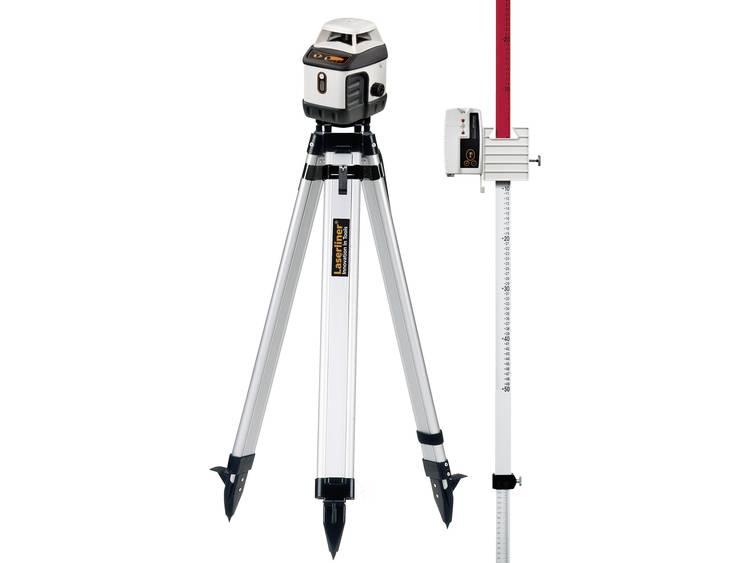 Laserliner AquaPro 120 Rotatielaser Zelfnivellerend, Incl. statief Reikwijdte (max.): 120 m kopen