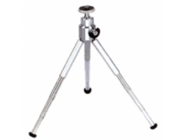 Walimex WT 070 Ministatief 1 4 inch Werkhoogte=14.5 26.5 cm Zilver