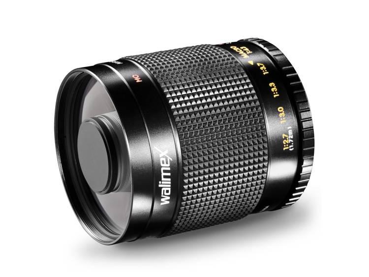 Walimex Spiegeltele Telelens f/1 - 8.0 500 mm