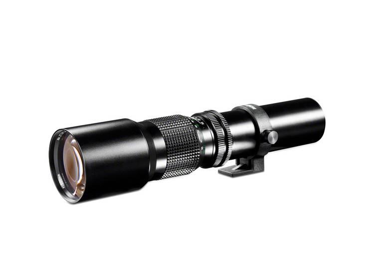 Walimex Linsenobjektiv Telelens f/1 - 8.0 500 mm