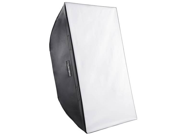 Softbox Walimex Pro 60x90cm 15962 l x b x h 57 x 60 x 90 cm 1 stuks