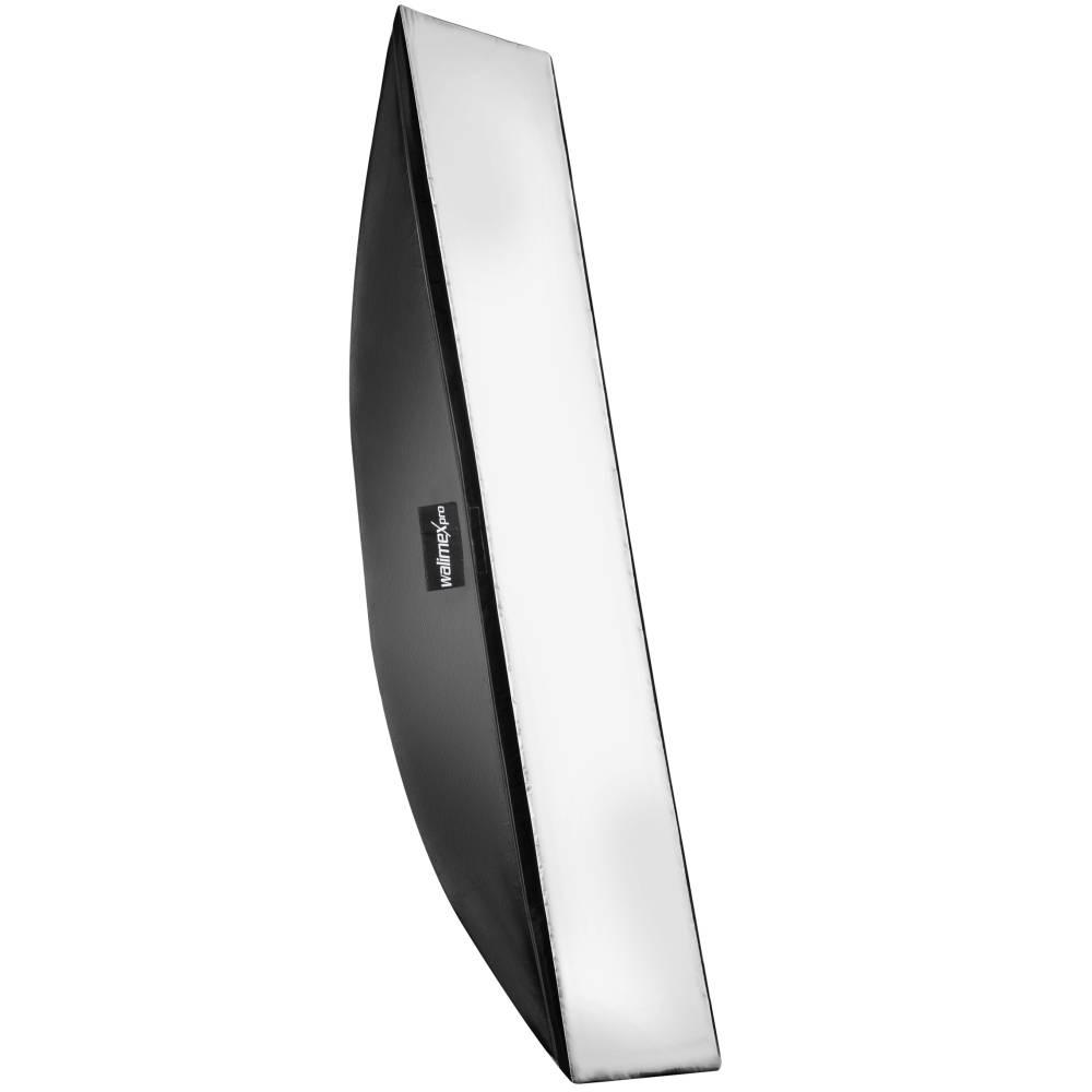 Walimex Pro Striplight 15969 Softbox (L x B x H) 40 x 30 x 120 cm 1 st