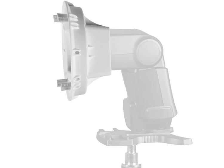 flitsadapter voor voorzetflitser Canon 580 EX II