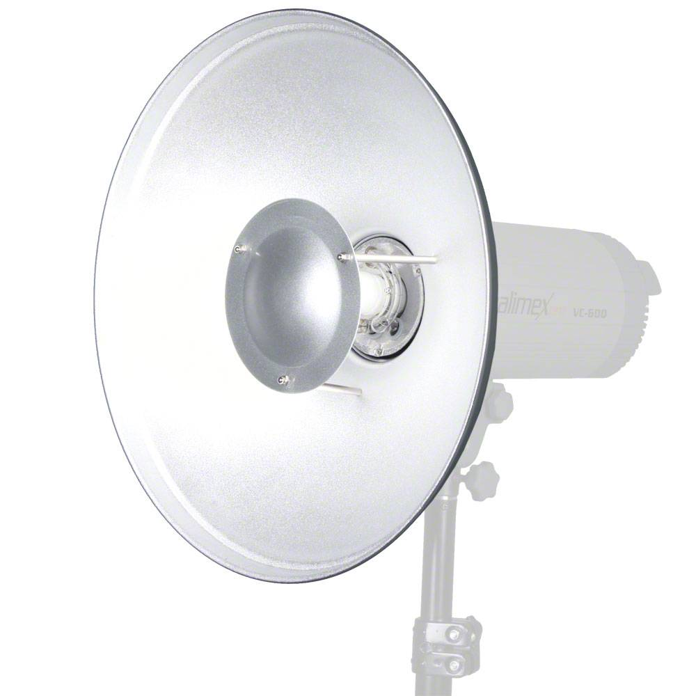 Walimex Pro Beauty Dish für walimex pro & K 16382 Reflektor (Ø x L) 40 cm x 12 cm 1 st