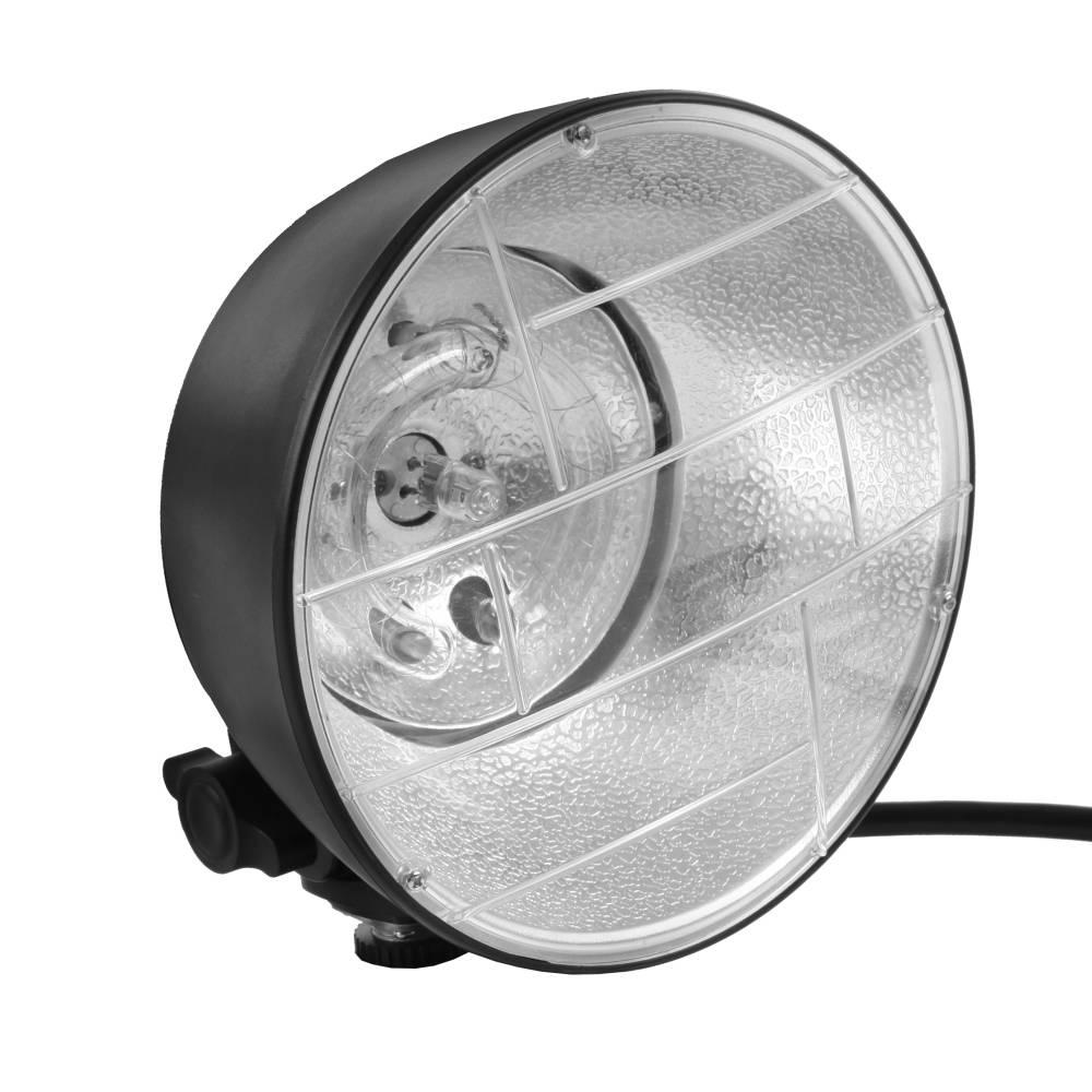 Blixthuvud (value.1377031) Walimex Pro GXB-400 Ljuskänslighet ISO 100/50 mm 52