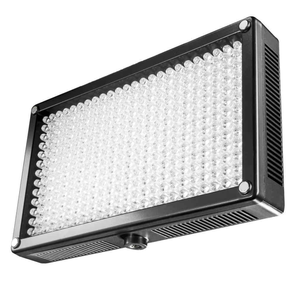 Walimex Pro 17813 LED videobelysning Antal LED=312 Bi-Color