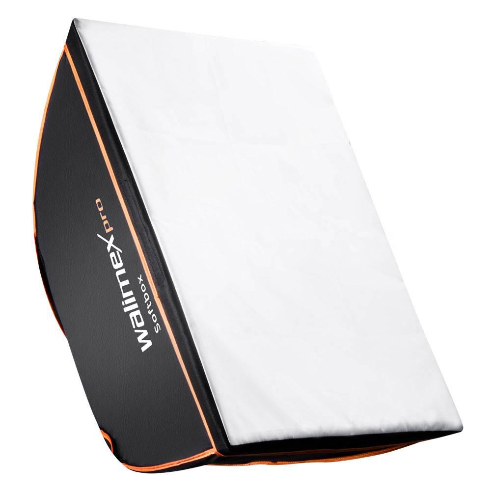 Softbox Walimex Pro Orange Line 18776 (L x B x H) 38 x 60 x 90 cm 1 st