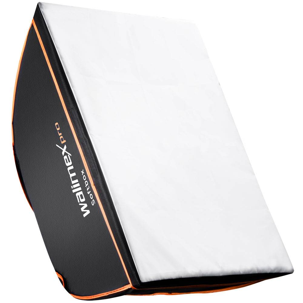Walimex Pro Softbox Orange Line 80x120 18779 Softbox 1 st