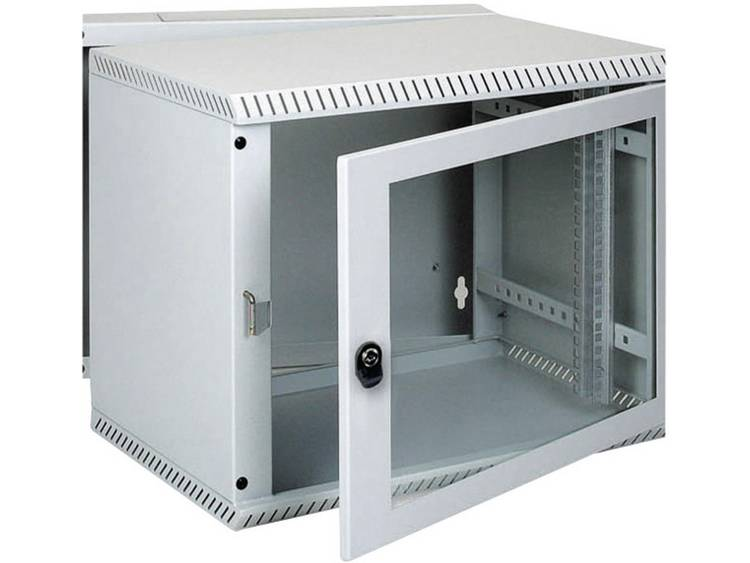 19 inch wandkast EFB Elektronik 691604 4 HE Lichtgrijs (RAL 7035)