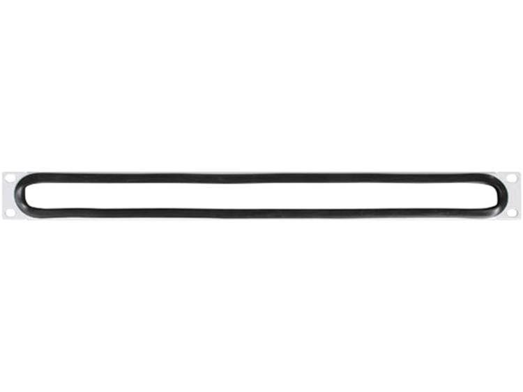 EFB Elektronik 699993TS 19 inch Patchkast-kabelvoering 1 HE Zwart