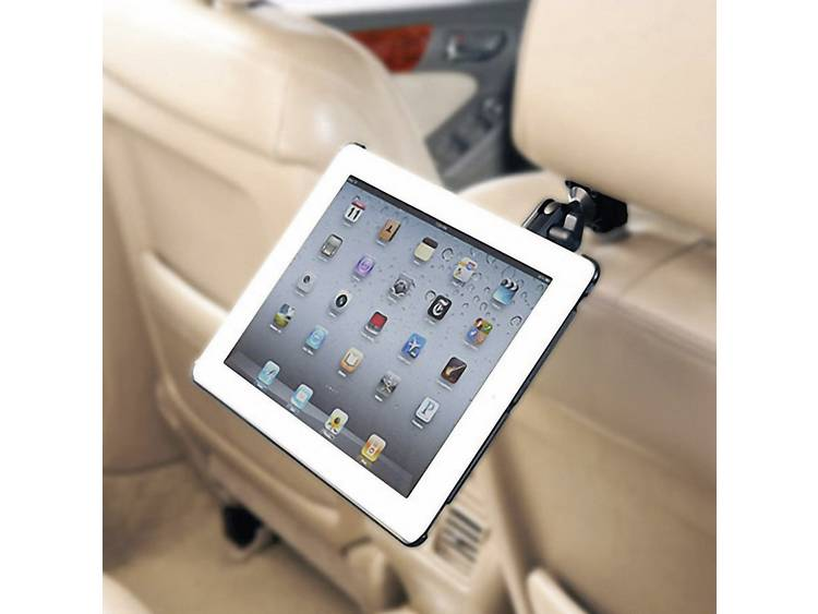 The Joyfactory Valet Headrest Mount iPad hoofsteunhouder