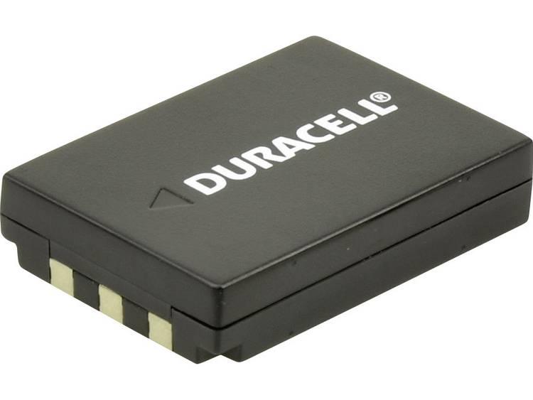 Duracell Camera-accu Vervangt originele accu LI-10B, LI-11B, LI-12B 3.7 V 1050 mAh