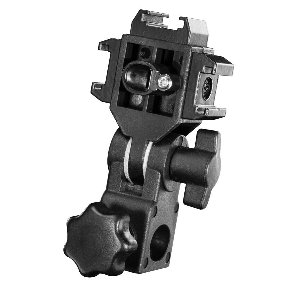 Walimex Pro 3-fach Blitz- & Schirmhalter Blixt- och skärmhållare