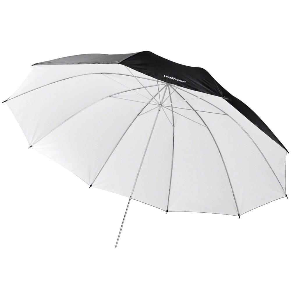 Reflexskärm Walimex Pro schwarz/weiß 17659 (Ø) 150 cm 1 st