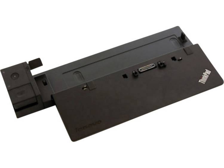 Lenovo ThinkPad Ultra Dock, 90W Laptopdockingstation Geschikt voor merk: Lenovo Thinkpad Incl. Kensington-slot, Incl. laadfunctie