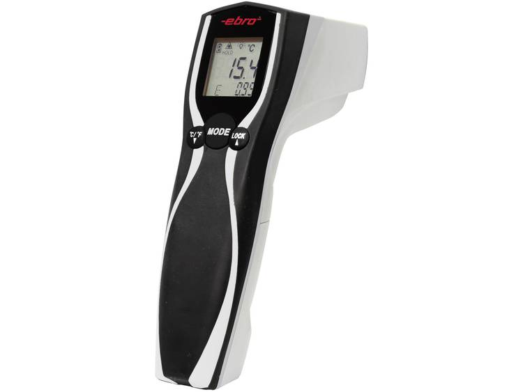 ebro TFI 54 Infrarood thermometer Optiek thermometer 121  60 tot +550 °C