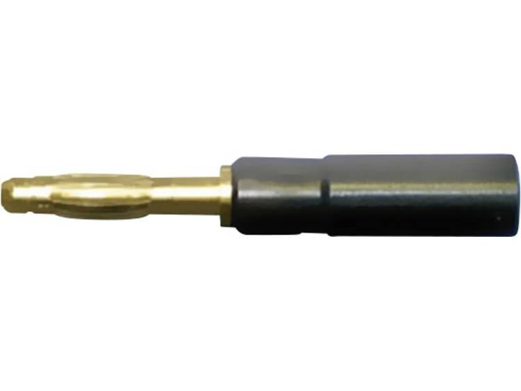 Meetadapter [ Sondekop-bus Banaanstekker 4 mm] stug Testec ADAPTER AMM (BANANE)