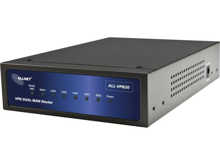 Allnet ALL-VPN20 LAN-router