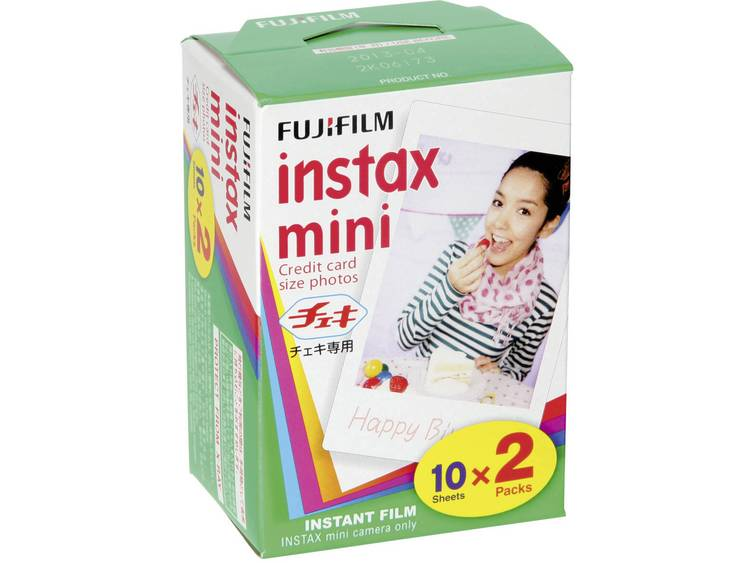 1x2 Instax Film Mini
