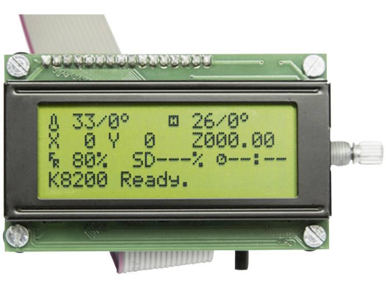 Standalone controller Geschikt voor (3D printer): Velleman K8200