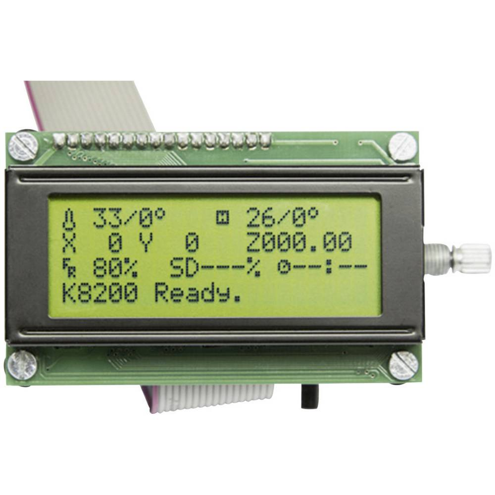 Whadda Autonom styrenhet för VM8201 Passar till 3D-skrivare: velleman K8200