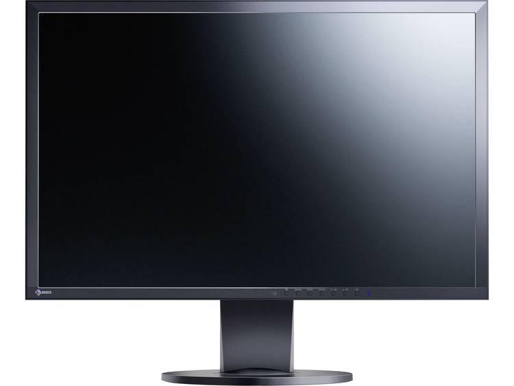 LED-monitor 55.9 cm (22 inch) EIZO FlexScan EV2216WFS3-BK Energielabel n.v.t. 1680 x 1050 pix WSXGA+ 5 ms DisplayPort, DVI, VGA TN LED