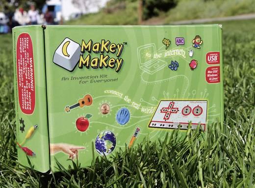 MAKEY MAKEY Gamepad PC Zwart, Rood, Wit