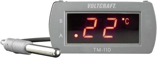 VOLTCRAFT TM-110 LED-temperatuurweergavemodule Inbouwmaten 58 x 26 mm