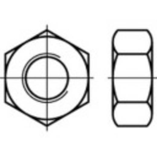 Zeskantmoeren 3/4 inch DIN 555 Staal 50 stuks TOOLCRAFT 108614