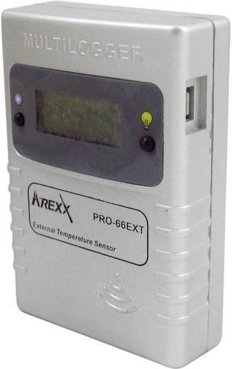 Temperatuur datalogger Arexx PRO-66ext (Temperatuur) -55 tot 125 °C