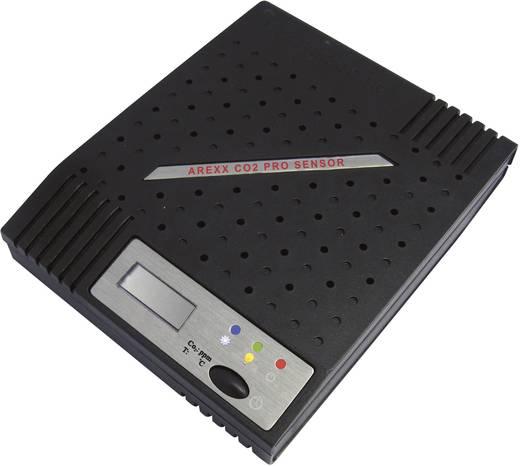 Arexx PRO-CO2 Datalogger sensor (Temperatuur, CO2) -30 tot 80 °C Kalibratie Zonder certificaat