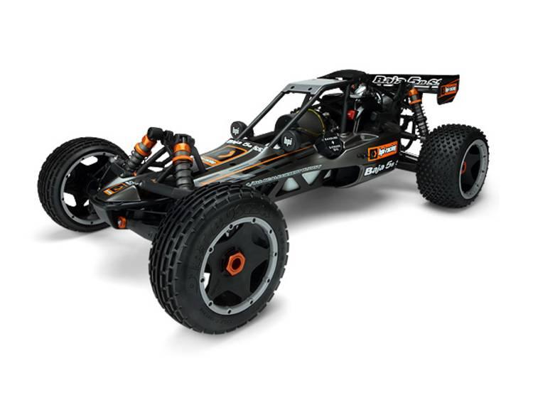 HPI Racing Baja 5B SS 1:5 RC auto Benzine Buggy 2WD Bouwpakket