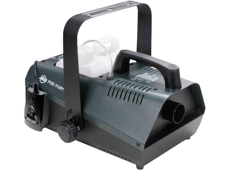 Rookmachine ADJ Fog Fury 2000 Incl. bevestigingsbeugel, Incl. kabelgeboden afstandsbediening