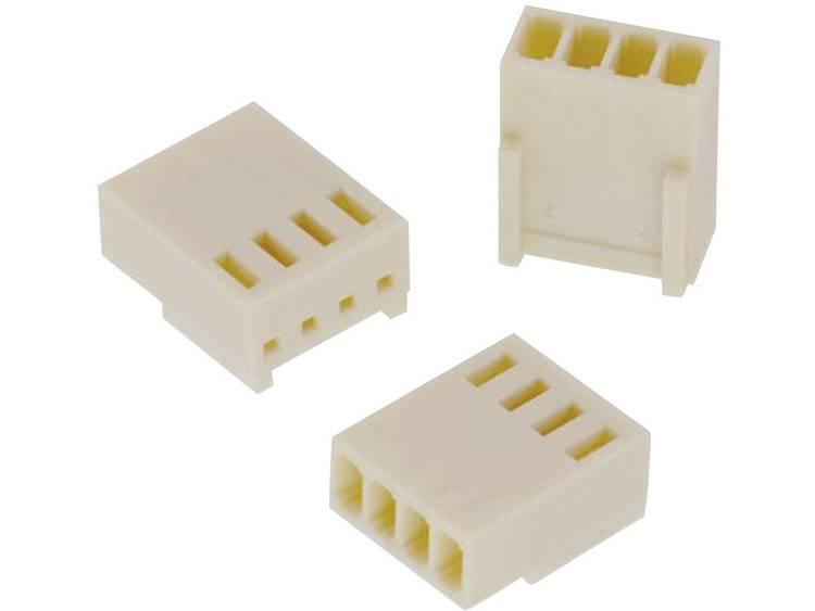 Würth Elektronik Busbehuizing-kabel WR-WTB Totaal aantal polen 5 Rastermaat: 2.54 mm 61900511621 1 stuks