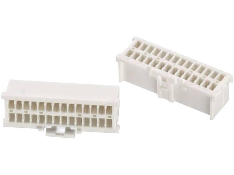 Würth Elektronik Busbehuizing-kabel WR-WTB Totaal aantal polen 8 Rastermaat: 2 mm 624008213322 1 stuks