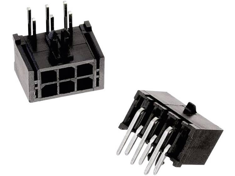 Würth Elektronik Female header, inbouw (standaard) WR-MPC3 Totaal aantal polen 2 Rastermaat: 3 mm 66200221022 1 stuks