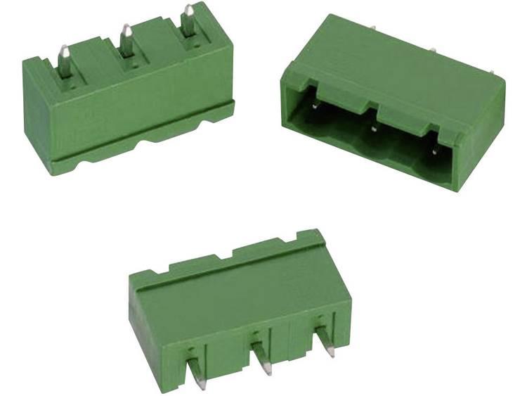 Würth Elektronik Penbehuizing-board 3114 Totaal aantal polen 3 Rastermaat: 7.62 mm 691311400103 1 stuks