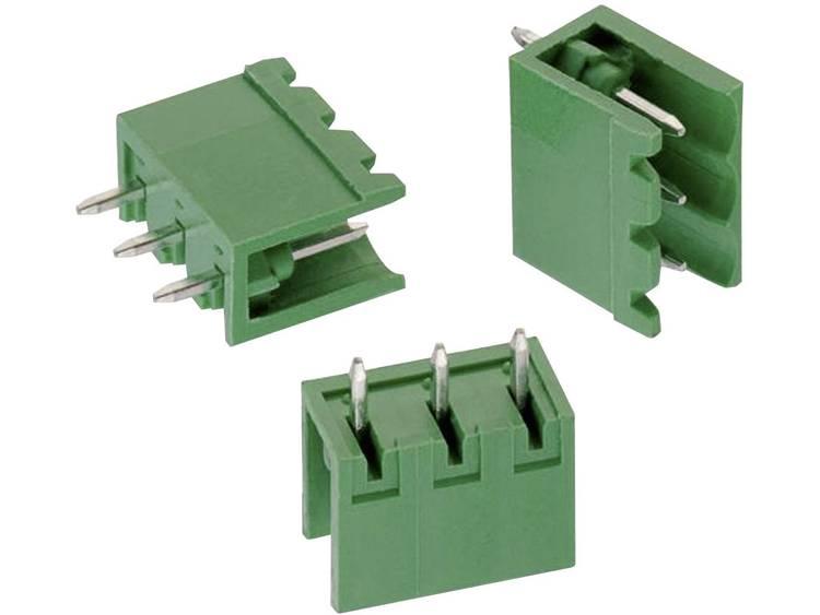 Würth Elektronik Penbehuizing-board 311 Totaal aantal polen 2 Rastermaat: 5.08 mm 691311500002 1 stuks