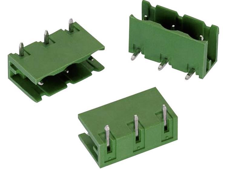 Würth Elektronik Penbehuizing-board 3124 Totaal aantal polen 2 Rastermaat: 7.62 mm 691312410002 1 stuks