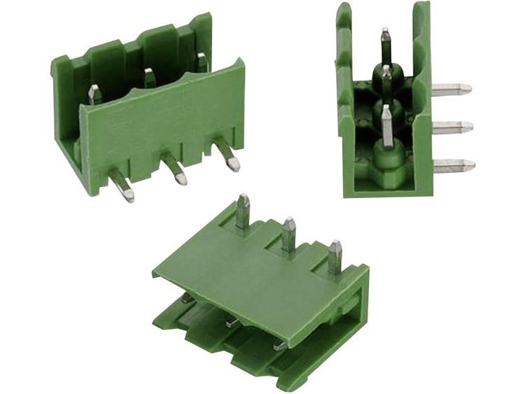 Würth Elektronik Penbehuizing-board 3137 Totaal aantal polen 3 Rastermaat: 5 mm 691312710003 1 stuks