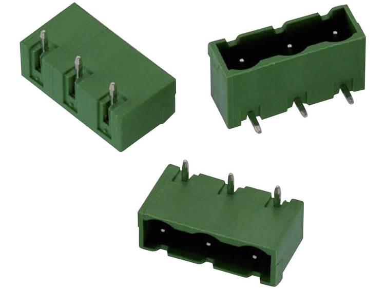 Würth Elektronik Penbehuizing-board 3134 Totaal aantal polen 2 Rastermaat: 7.62 mm 691313410002 1 stuks