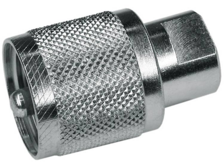 Telegärtner J01043A0000 FME-stekker UHF-adapter UHF-stekker 1 stuks