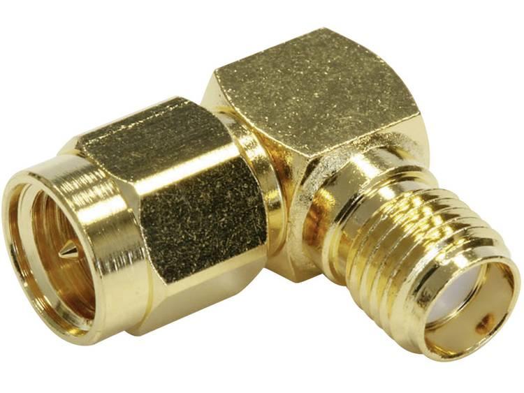 Telegärtner J01154A0021 SMA-bus SMBA-adapter SMA-stekker 1 stuks