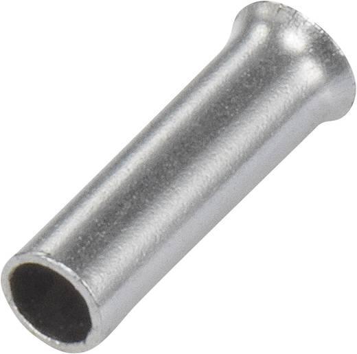 Vogt Verbindungstechnik 440712,47 Adereindhulzen 1 x 6 mm² x 12 mm Ongeïsoleerd Metaal 100 stuks