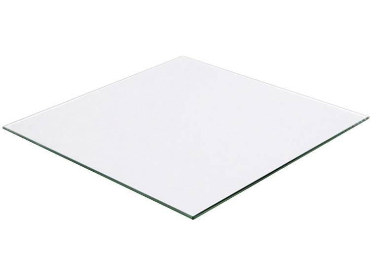 Glazen paneel Geschikt voor (3D printer): Velleman K8200