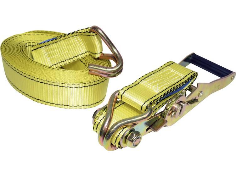 LAS Spanband 2-delig met ratel (l x b) 6 m x 38 mm
