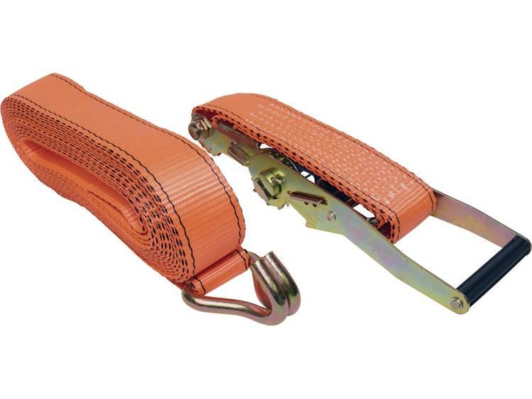 LAS Spanband 2-delig met ratel (l x b) 8 m x 50 mm
