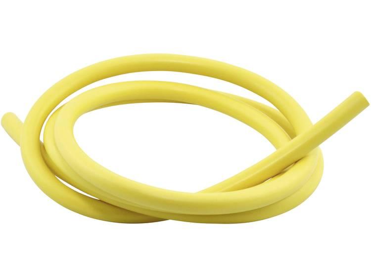 Bougiekabel 1 mm² 1 m Geel 1 stuks BAAS ZK7 GE