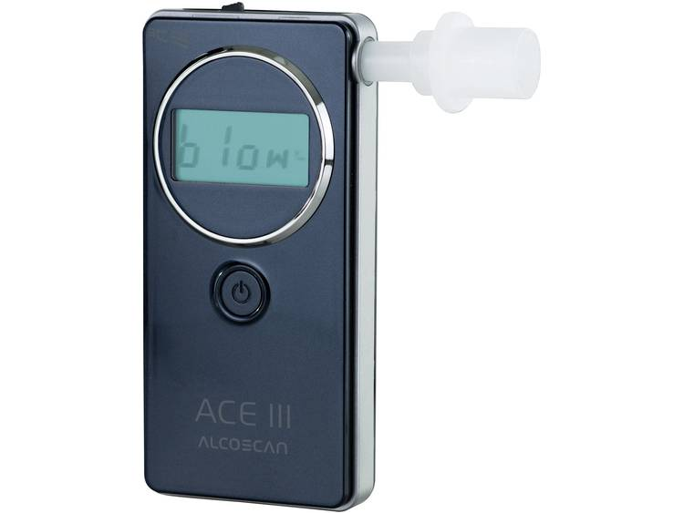 ACE III Basic Alcoholtester 0 tot 5 ‰ Incl. display